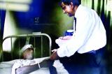 Giving heart to  poor patients