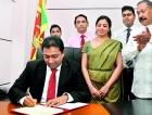 New Education Minister Akila Viraj Kariyawasam hits the ground running