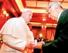 Silver coin to commemorate Papal visit to Sri Lanka