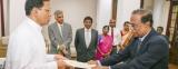 Justice Sripavan appointed CJ 44