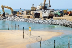 Colombo Port City caught in political waves