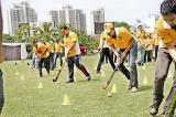 Janashakthi Hosts Annual Sports Day