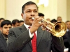 Hummel's Trumpet concerto by our leading trumpeter