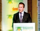Schwarzenegger: From Terminator 5 to 'green' champion