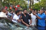 Street battle at SLFP meeting