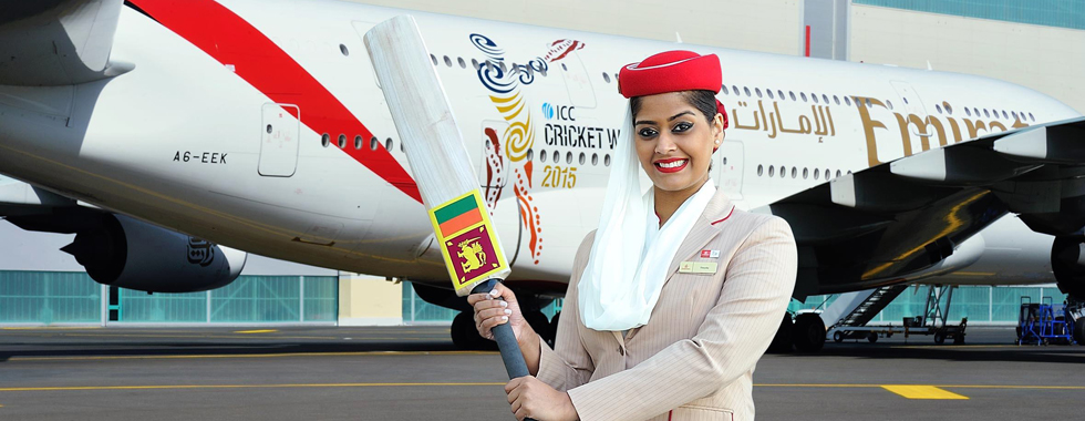 Emirates offers 2 free air tickets and hotel accommodation - Srilankan airlines ticket office contact number ...