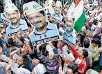 Anti-graft leader gets second chance as Delhi chief