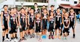 Gateway beat CIS to win Under 13 Basketball Championship