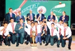 Dashing bat Movin Subasinghe adjudged the 'Man of the Finals'