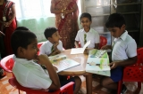 Seylan Bank donates 1 of 100 Primary School Libraries in Batticaloa
