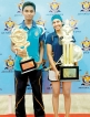 Ravindu and Naduni clinch Men and Women's titles