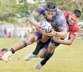 Navy's first half rally helps sink CR&FC
