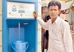 'Water ATMs' deliver liquid assets in India's capital