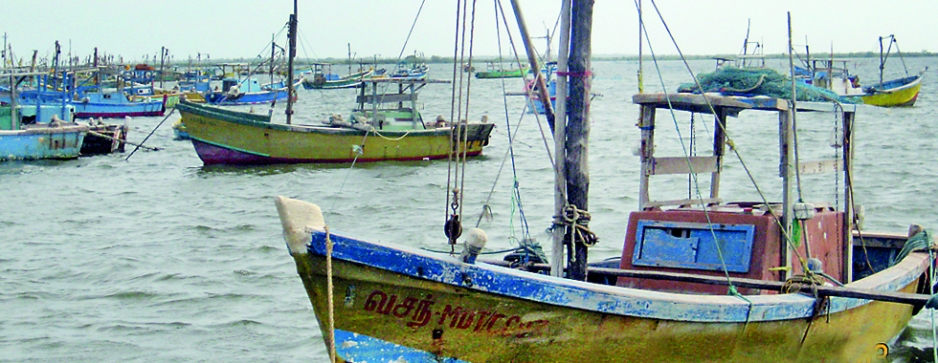 Twin tussle over trawling: Sri Lanka's traditional  fishermen caught in the net