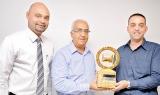 OZO Colombo receives Golden Pillow Award