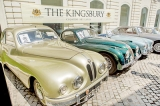 British Classic Car Day at Kingsbury