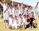 Gateway Kandy wins all-Gateway Under-15  soccer final