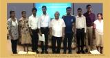 Indraratna Foundation Trust awards schols to university students