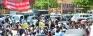 Street demonstrators harming own cause