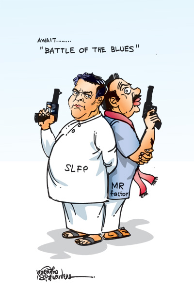 SLFP accuses Govt of going soft on Rajapaksas