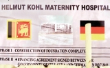 Questions loom large over unbuilt Helmut Kohl maternity hospital