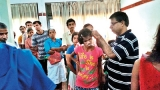 Rotary Club of Battaramulla donates hearing aids