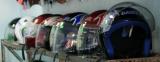 Helmets: Alternative design to head off robberies