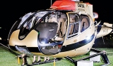Daya adds to flying experience on Airbus helicopter