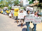 Graduates demand Govt. keep its Polls' promises