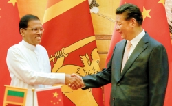China shows it certainly knows what is good for Sri Lanka