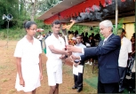 Darwin House champs at Inter-House Sports  meet of Govt. Science College Matale