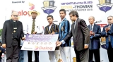 Dialog's 'Play for a Cause' generates Rs. 668,000 at 136th Battle of the Blues