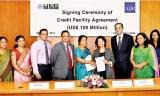 HNB raises $100 mln facility with ADB