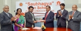 HDFC Bank signs MoU with CB for Saubhagya loan scheme