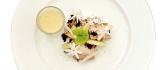 Head to Saman Villa to savour a degustation menu