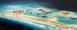 US Navy alarmed at Beijing's 'Great Wall of Sand' in South China Sea