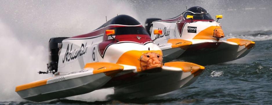 Powerboat sport revs up in Lanka