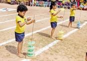 Kiddies Sports Meet