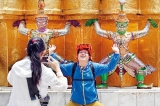 China to document its tourists behaving badly