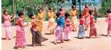 Hillwood College Avurudu celebrations