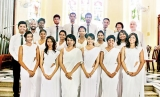 Celebrating Surya Sena's musical endeavour with the Sinhala Liturgy