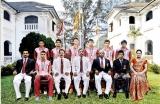 Nalanda Badminton team wins Under 19 super 'A' championship