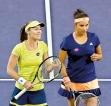 Hingis and Mirza Doubles saga
