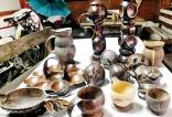 Negombo's popular 'Kola Kennda'  roadside vendor becomes craftsman by day