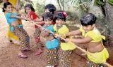 Avurudu celebrations at Little Angels Montessori