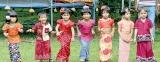 Avurudu celebrations at Wiz Kidz Montessori.