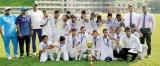 Lyceum Nugegoda defends U-13 cricket title beating Wattala counterparts