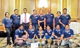 MLH wins the 3rd Inter-Hotel Carrom Tournament 2015