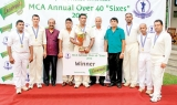 Singer bags  Over-40 title