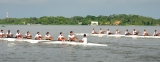 Row-row – eight in a boat